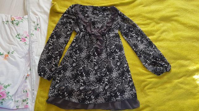 Sukienka MADE IN ITALY zwiewna