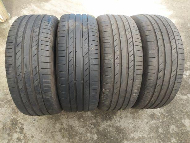 235/50 R18 Continental ContiSportContact 5 101V 4шт 6,6мм літні шини