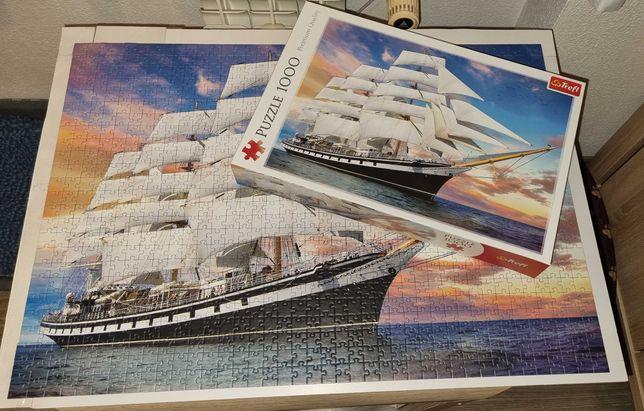 Puzzle Trefl 1000 szt.