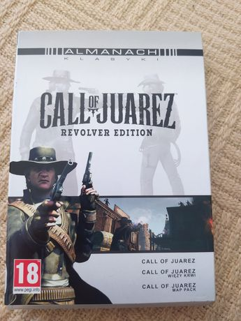 Call Of juarez revolver edition