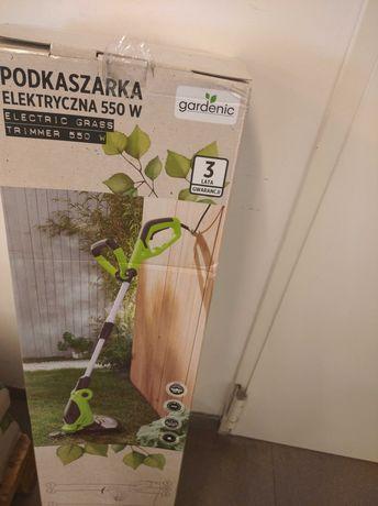 Nowa podkaszarka elektryczna 550W Gardenica