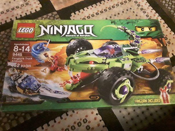 Lego Ninjago 9445 oригинал