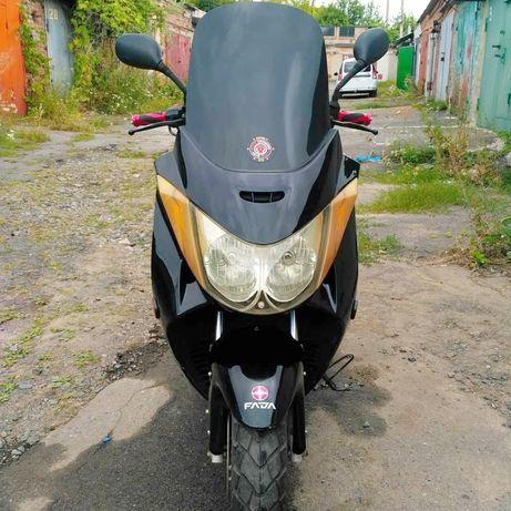 Макси скутер Fada 150