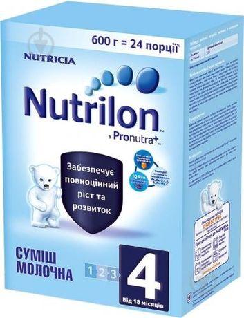 Детское питание,  смесь Nutrilon 4