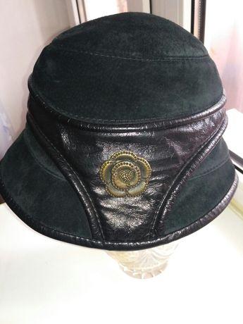 Шляпа женская зимняя