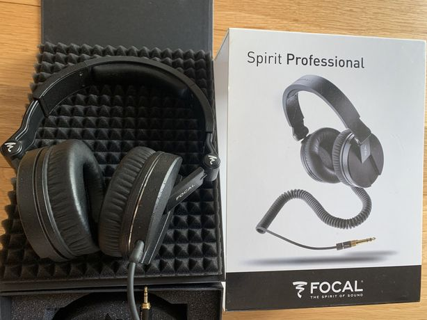 Focal Spirit Professional auscultadores headphones