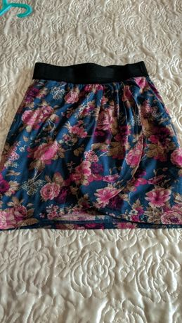 Spódnica Orsay S kwiaty
