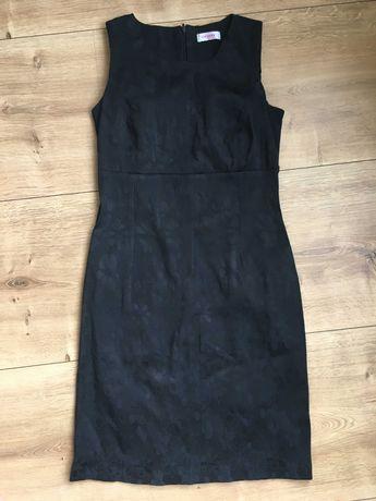 Sukienka ołówkowa czarna Orsay rozm S