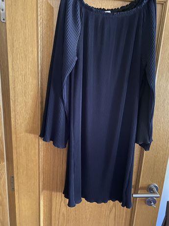 Vestidos frescos com manga comprida tamanho uúnico