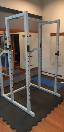 Klatka rack  stojaki  hes olymp sewim