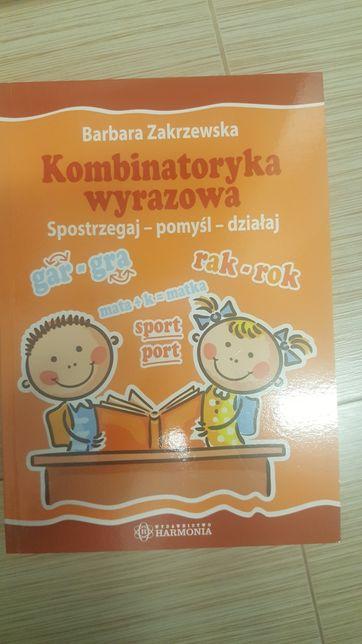 Kombinatoryka wyrazowa B.Zakrzewska Harmonia