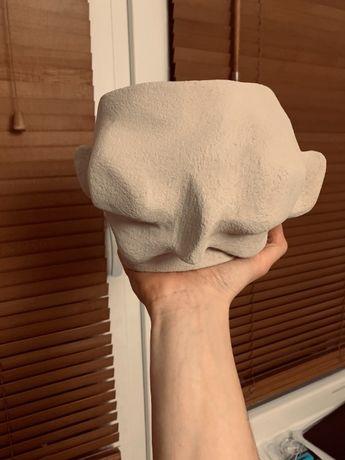 doniczka ceramiczna z dziurkami i podstawką - doniczki ceramiczne