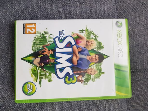 Sims3 na xbox 360