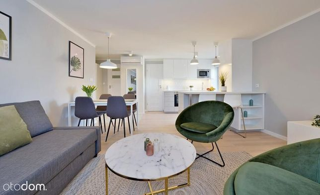 Atrakcyjne 1 pokojowe mieszkanie - ul. Dunska