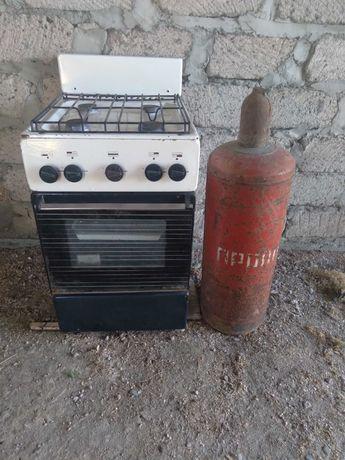 Продам газовую плиту. Полностью в рабочем состоянии