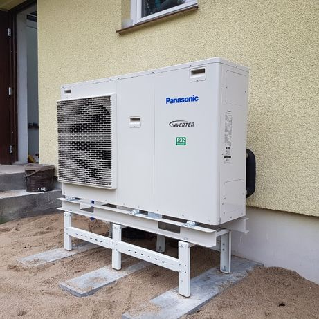 Pompa ciepła Panasonic Monoblok WH-MDC09J3E5-SM 9 kW seria J