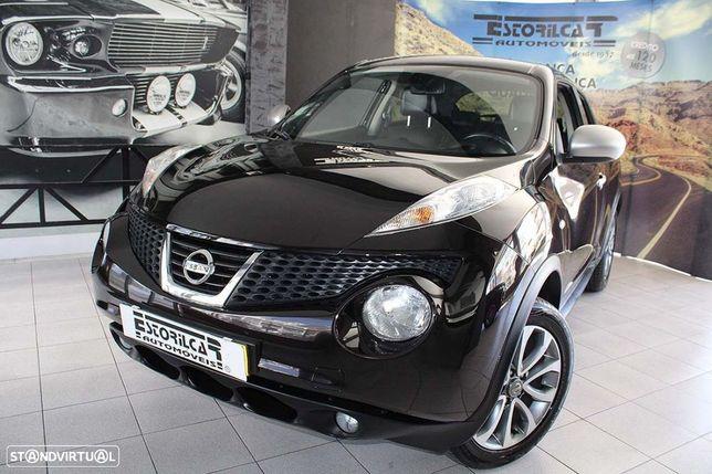 Nissan Juke 1.5 dCi Tekna Premium 129g