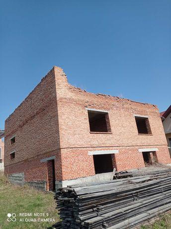 Земельна ділянка з незавершеним будівництвом 12ст