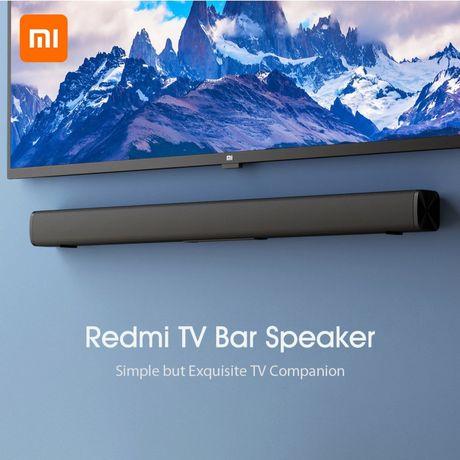Soundbar Xiaomi RedmiTV głośnik 3.5mm przewodowy, BT5.0 bezprzewodowy