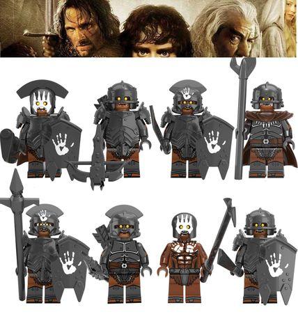 Bonecos minifiguras Hobbit / Senhor dos Anéis nº9(compatível com Lego)