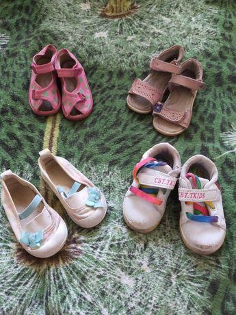 5 пар Босоножки, кроссовки, туфли, кроксы
