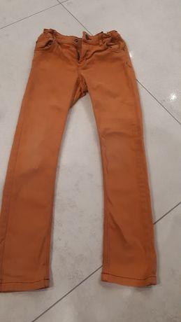 Spodnie materiałowe H&M r. 122