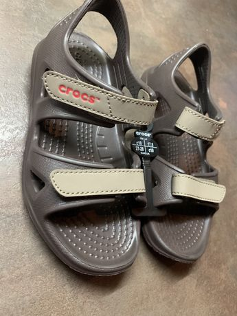 Crocs c10 сандали, босоножки