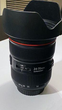 Obiektyw CANON EF 24-70 mm f/2.8 L II USM