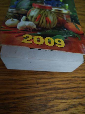 Kalendarz zdzierak 2009