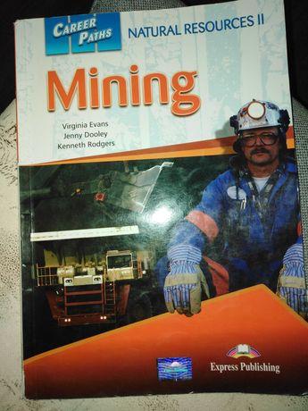 Podręcznik język angielski zawodowy dla górników.