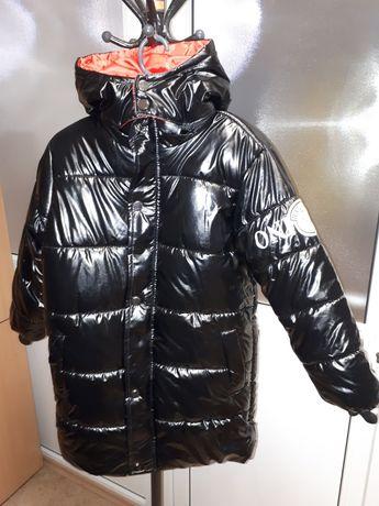 Зимове пальто на дівчинку