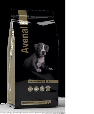Ração Avenal Dog PUPPY (18 kg) (2 aos 12 meses)