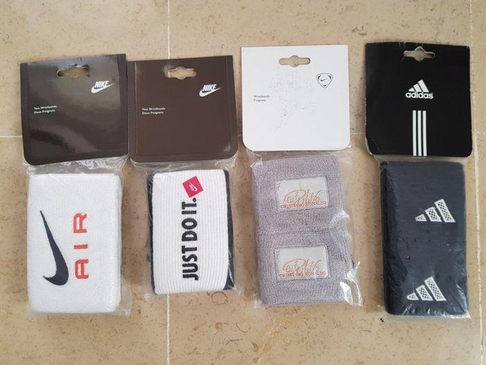 Punhos Nike e Adidas novos