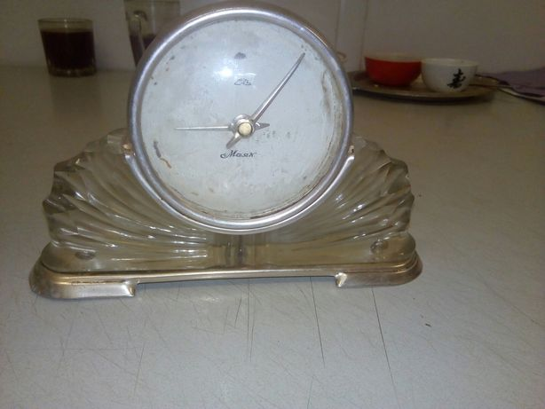 Будильник Маяк часы СССР
