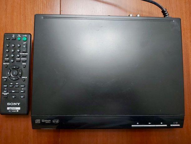 Odtwarzacz DVD Player, Sony, HDMI 1080p, USB