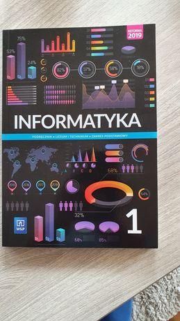 Informatyka 1 Wanda Jochemczyk, Katarzyna Olędzka WSiP