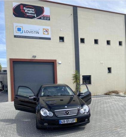 Mercedes sport coupe C220 Venda