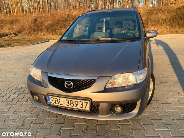 Mazda Premacy 1.8 Benzyna 100KM Klimatronik Alufelgi Zadbany Elektryka Długie opłaty