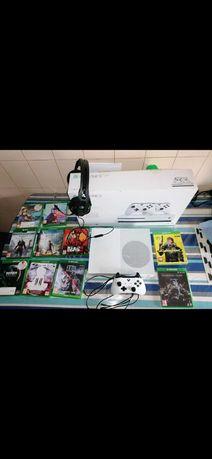 Conjunto Xbox One s