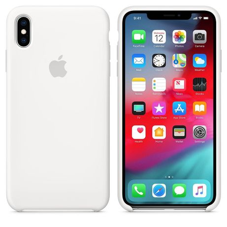 Oryginalne etui iphone Xr białe NOWE