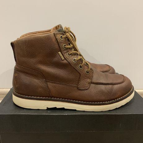 Кожаные ботинки Geox amphibiox 42 размер Lowa merrel tommy clarks ecco