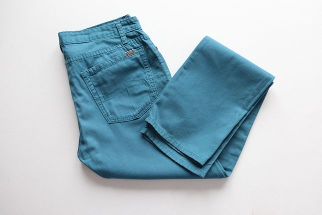 Męskie spodnie jeansy VANS W32 L32 slim fit