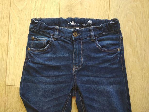 Spodnie dżinsowe dla chłopca KappAhl roz.146