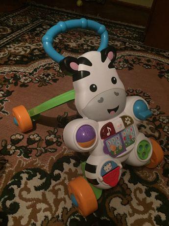 Ролятор дитячий, ходулі, ходунки, зебра на колесах
