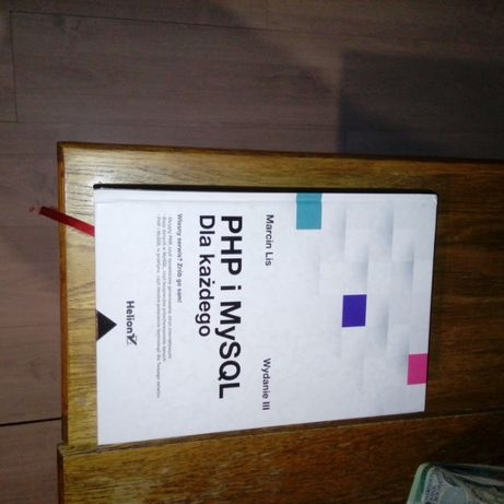 PHP i MySQL Dla każdego Marcin Lis
