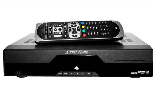 Спутниковый ресивер, iptv тюнер AB IPBox 900HD