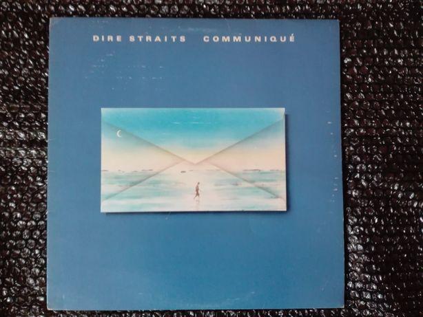 Dire Straits - Communique - LP 1979 Vertigo England EX i inne LP spis