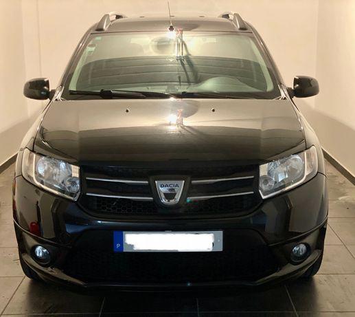 Dacia Logan MCV 2014 gás / gasolina