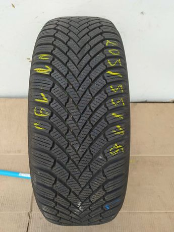 1x 205/55 R16 91H Continental Winter Contact TS860. 2019r