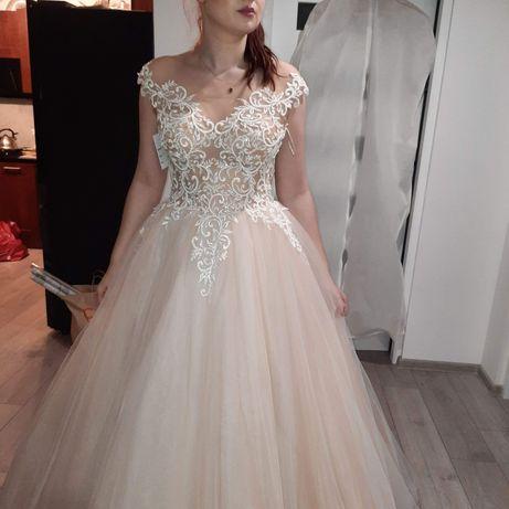 Sukienka ślubna do sprzedania